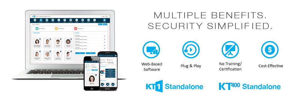 Kantech - A Tyco Security Products Company