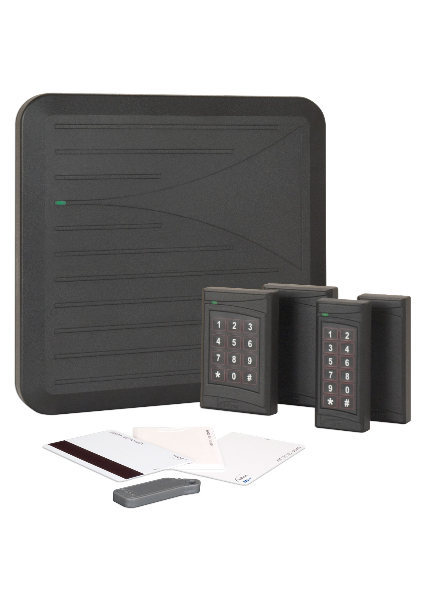 Building Access Control Nettel Solutions