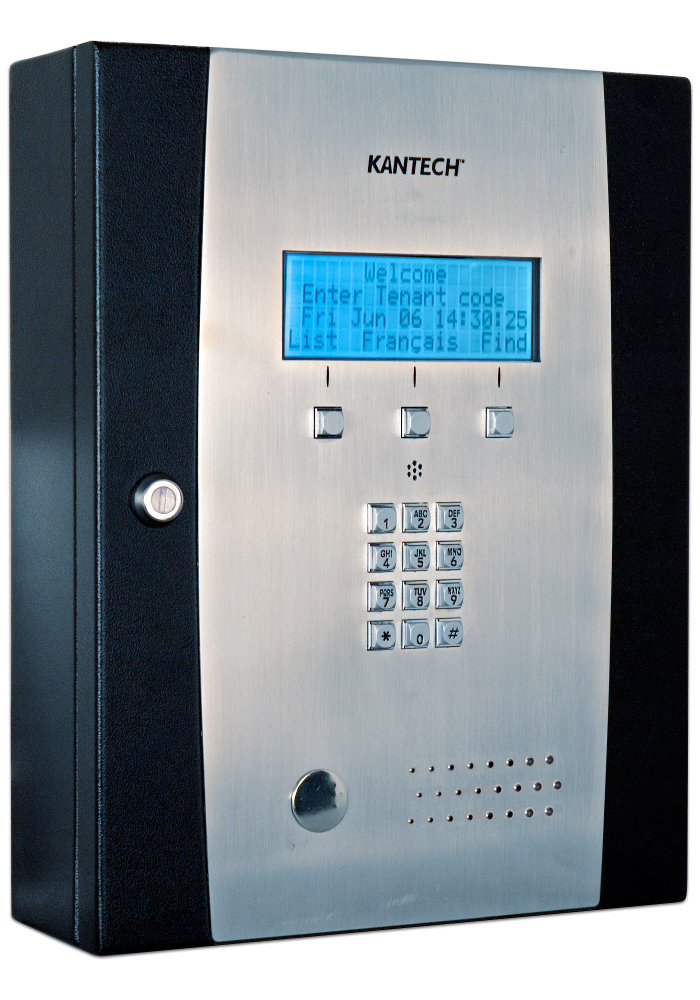 Kantech Telephone Entry System (KTES) - Right View