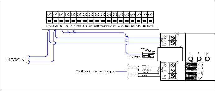 Wiring Kantech Kt Wiring Diagram on