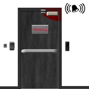 Controlled Exit Door  sc 1 st  Kantech & Maglock